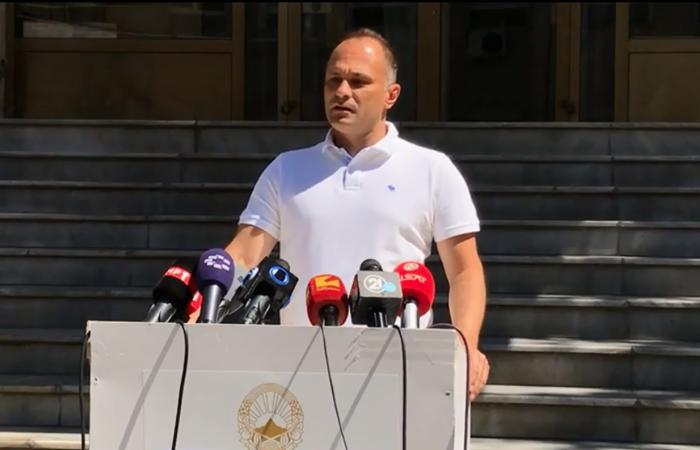 ВО ЖИВО: Изјава на министерот за здравство Венко Филипче