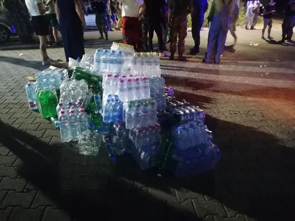 Донирајте вода, сокови, конзервирана храна, средства за лична хигиена: Пунктови во ЗОО, Нано бар Скопје и кај отец Оливер Петровски