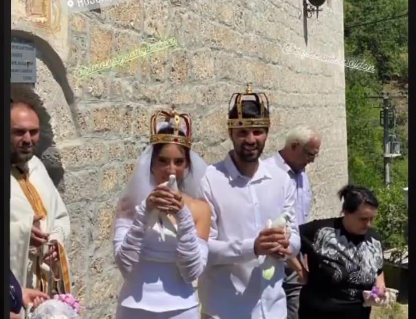 Се ожени македонскиот репрезентативец Војдан Стојановски
