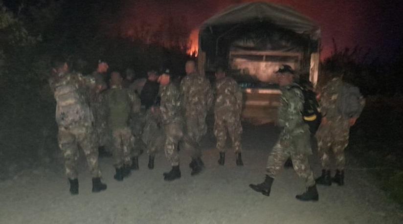Дел од војниците во Кочани: Нема никаква координираност на надлежните, чекаме наредби, а не смее да се губи ниту момент