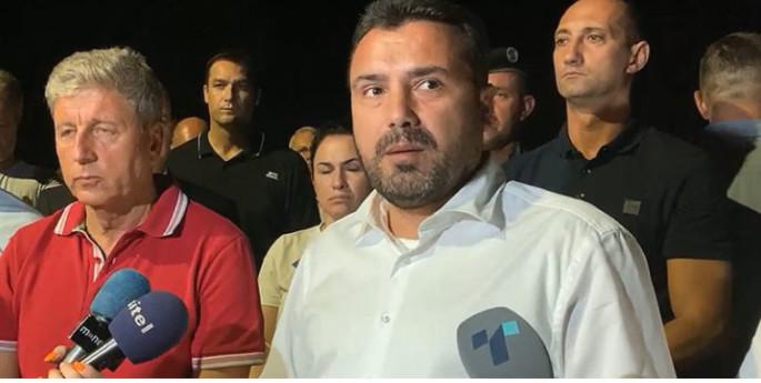 Тасевски: Чекаат прво да изгори пола држава па ден потоа ќе ги сервисираат канадерите за гасење пожар