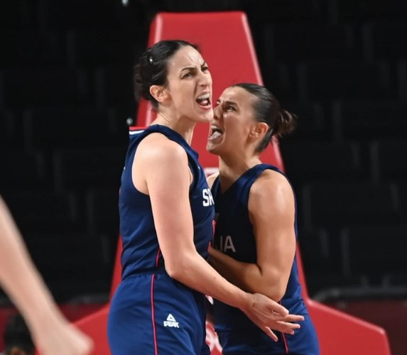 Kаков меч: Српските кошаркарки во полуфиналето против американскиот дрим-тим