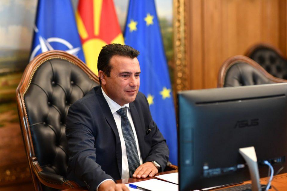 Заев: Успешниот попис е гаранција за сигурна македонска иднина
