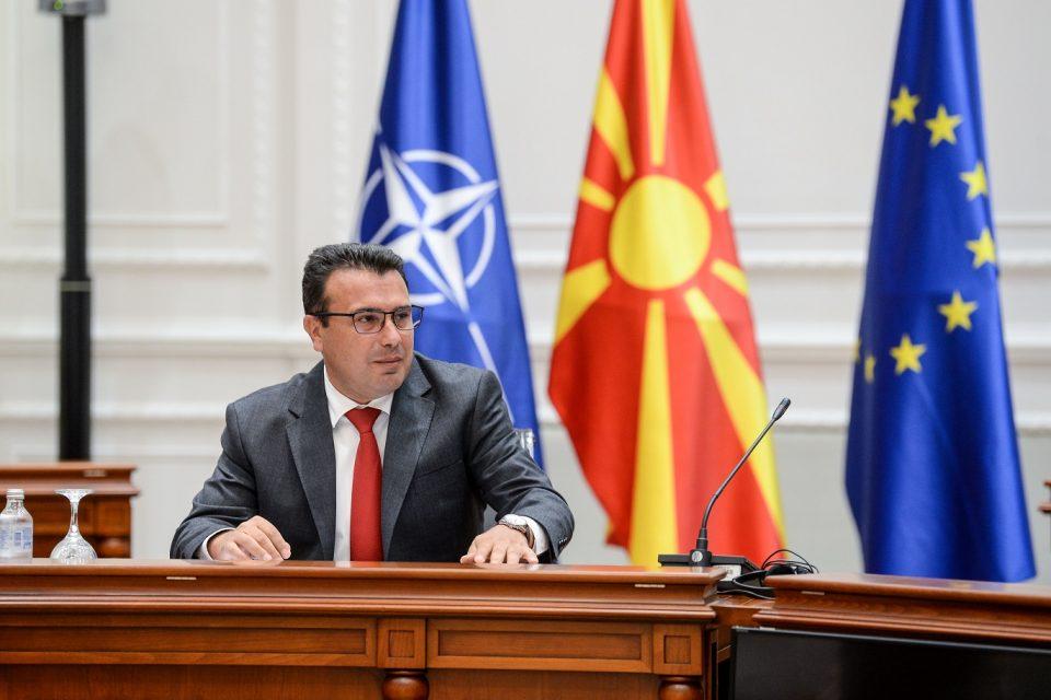 Заев: Со Бугарија ќе продолжиме да бараме европско решение што ќе овозможи двојна победа