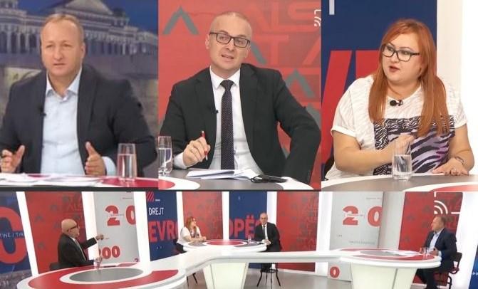 СДСМ откажале учество во емисија на Алсат каде требало да се дебатира за пожарот во Тетово