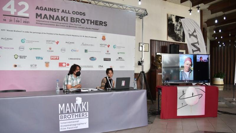 """Данскиот кинематограер, Каспер Туксен на """"Браќа Манаки"""": Светлината е клучен елемент во филмот"""