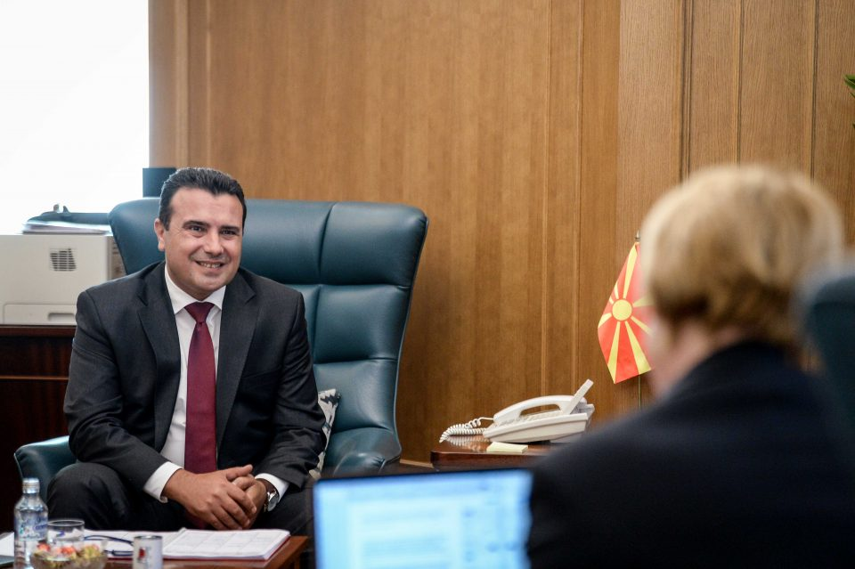 """Заев за австриски """"Стандард"""": Можно е да се постигне придвижување во однос со Бугарија пред Божик"""