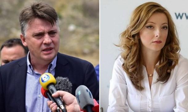 Данела Арсовска на анкетите води пред Шилегов