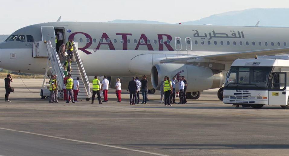 Нова тура бегалци од Авганистан пристигнаа во Скопје