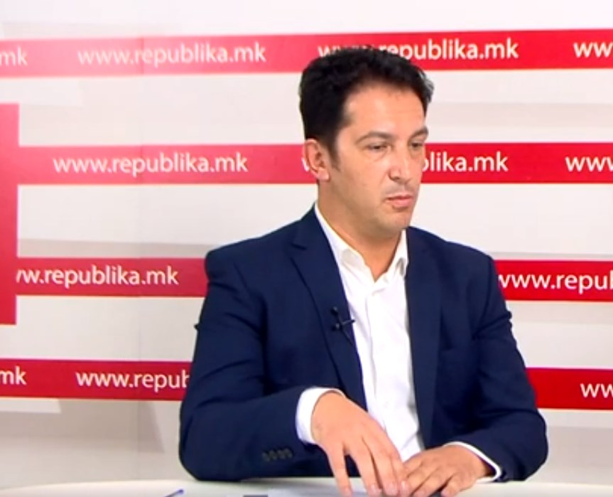 Кандидатот за градоначалник на Чаир, Сали со порака до Македонците: Безбедноста ќе биде приоритет, ќе поддржам основање на мултиетнички компании