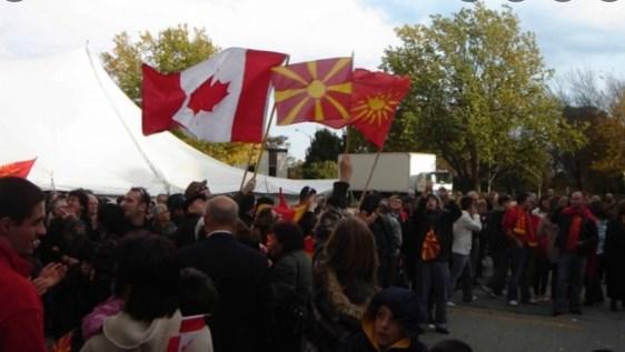 Македонците во Канада бараат кандидатите на канадските избори јавно да се изјаснат против промената на името