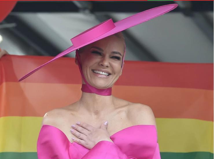 Беквалац ја замени Карлеуша: Не сум само поддршка, јас сум дел од ЛГБТ заедницата