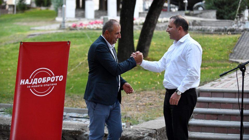 Спасовски: Горан Тодоров е најдобра понуда за иден градоначалник на Кавадарци