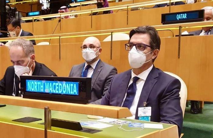 Претседателот Пендаровски ќе се обрати на Генерално собрание на ОН