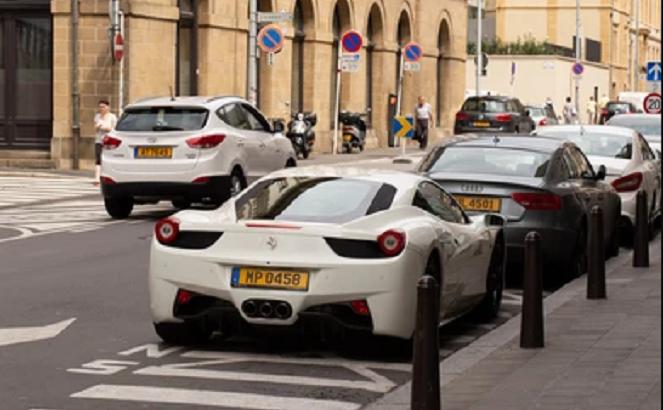 Луксембург е најмал во Европа, но има најмногу автомобили по жител во Европската Унија