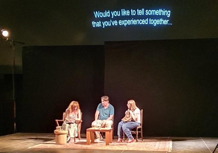 """Драмски театар со """"Чудесна терапија"""" учестуваше на Фестивалот  """"РУТА Групација Триглав"""" на островот Големи Бриони"""