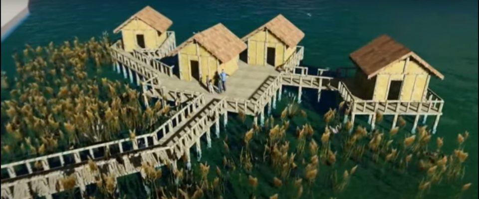 Дојранското Езеро имало една од најбогатите праисториски наколни населби на Балканот