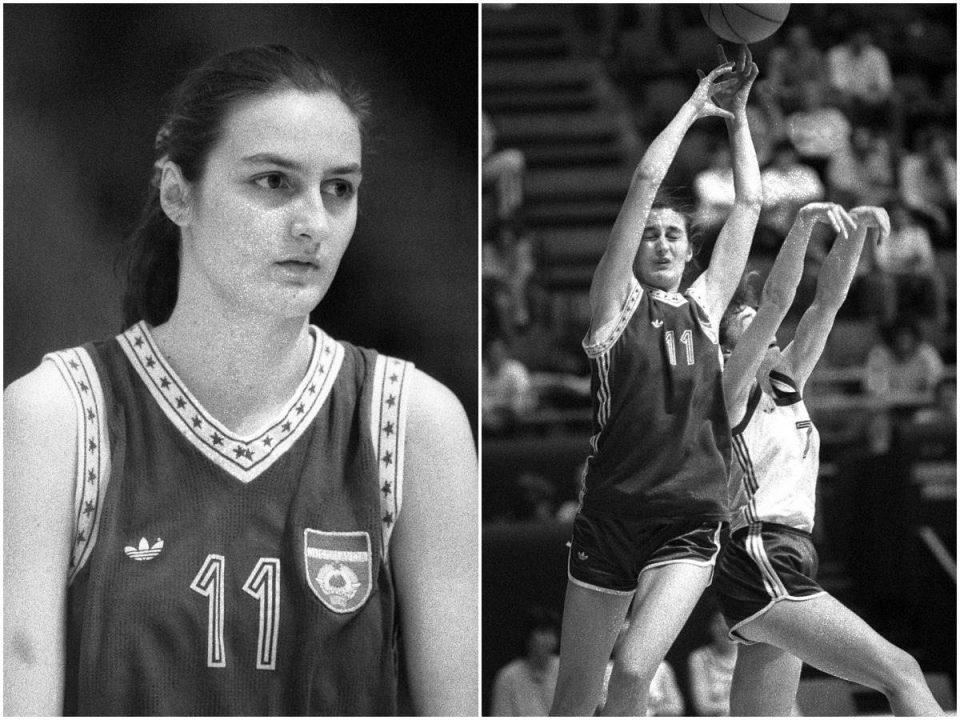 Почина Жана Лелас, легенда на југословенската кошаркарка