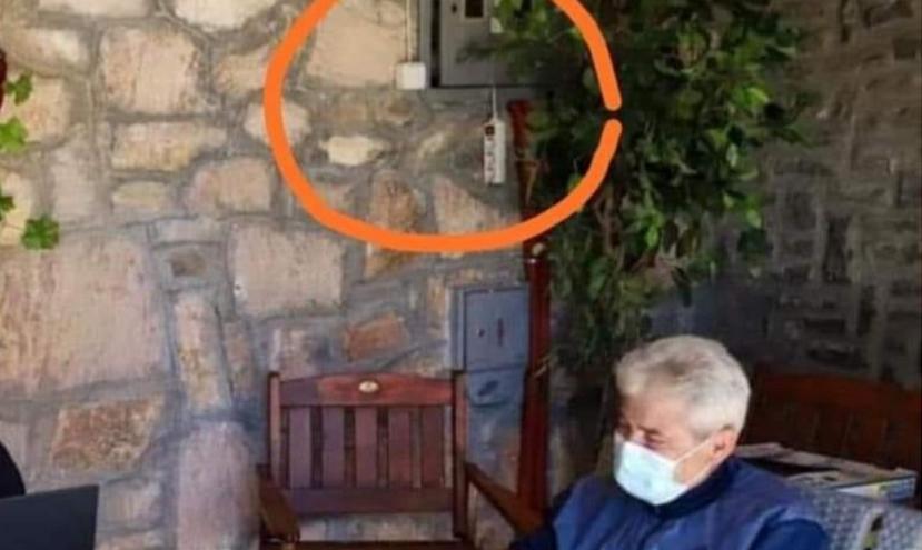 Ќе провери ли ЕВН дали Ахмети краде струја: Продолжен кабел приклучен во орманчето за електрична енергија на лидерот на ДУИ