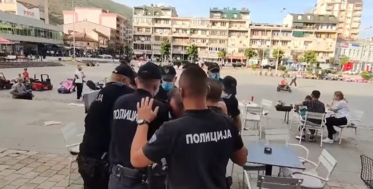 Експресно одреден притвор за протестите во Тетово