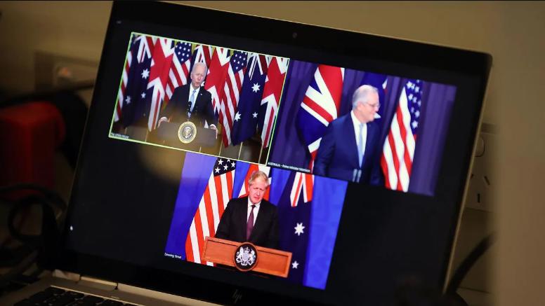 Австралија ќе добие нуклеарна подморница: Кина реагира на новиот безбедносен сојуз меѓу САД, Британија и Австралија