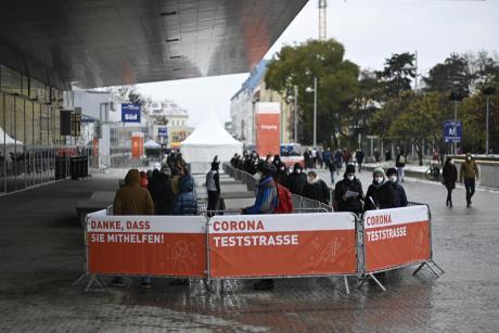 Поради влошена епидемиолошка состојба:  Во карантин влезе една општина во Австрија