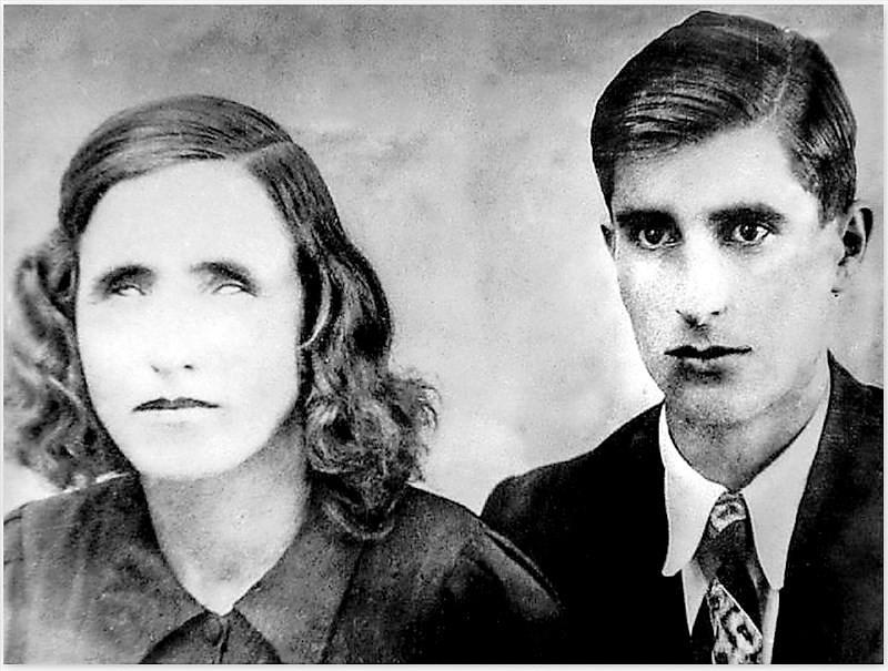 Таткото на Баба Ванѓа бил Комита, а партизанот Васил Сурчев ѝ бил брат