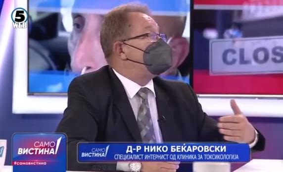 Д-р Беќаровски: Македонија и по година ипол нема протокол за лекување ковид-пациенти за матичните лекари