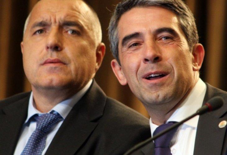 Поранешниот бугарски претседател Плевнелиев го одбил Борисов да биде претседателски кандидат на ГЕРБ за изборите во ноември