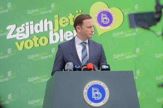 Објавен изборниот слоган на ДУИ