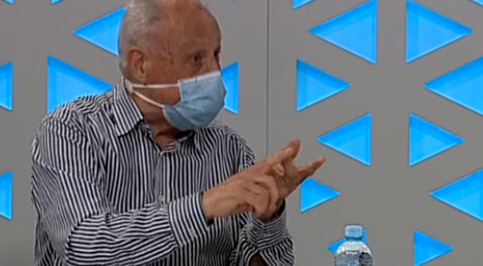 Чепреганов: Менталниот склоп е главниот водител на антиваксерите