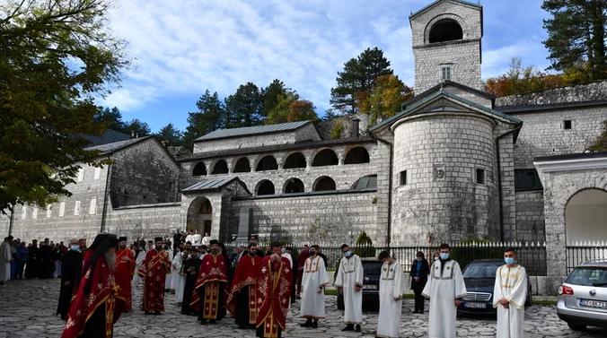 Општина Цетиње ќе одлучува за враќање на Цетињскиот манастир во сопственост на Црногорската православна црква