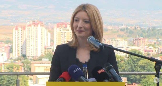 Арсовска: На Скопје му е потребен менаџер кој ќе понуди решенија за проблемите на скопјани, а не уште еден политичар