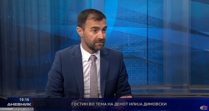 Димовски предвидува: ВМРО-ДПМНЕ ќе понесе голема победа во Скопје и во скопските општини