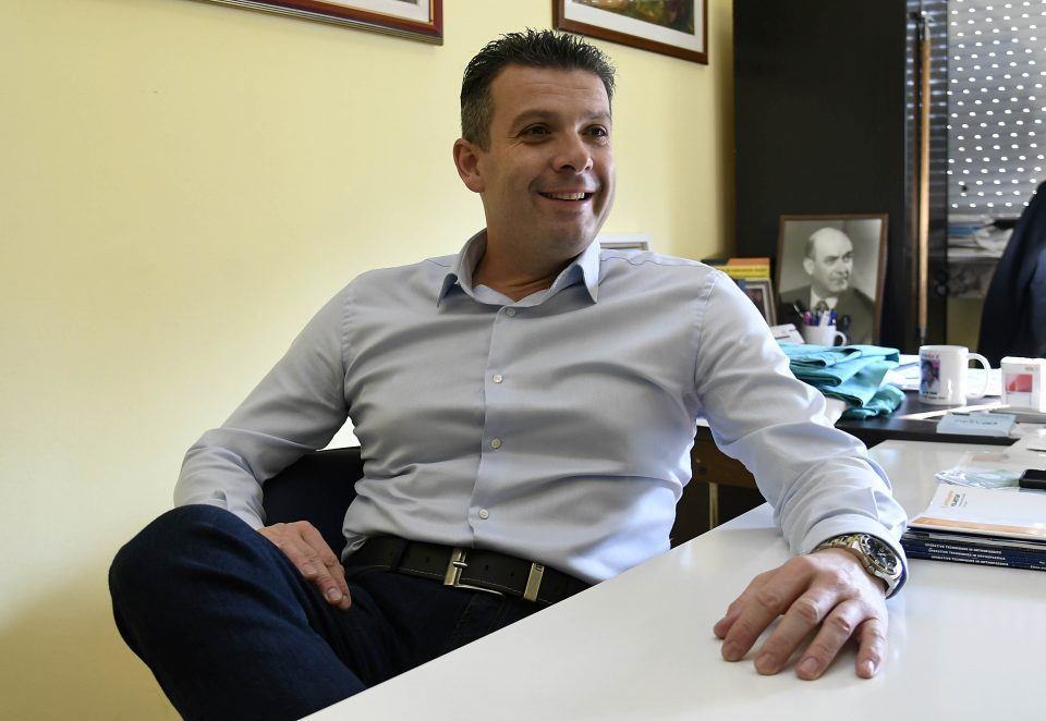 Доц. Д-р. Виктор Камнар е избран за нов претседател на Македонското друштво на ортопеди и трауматолози