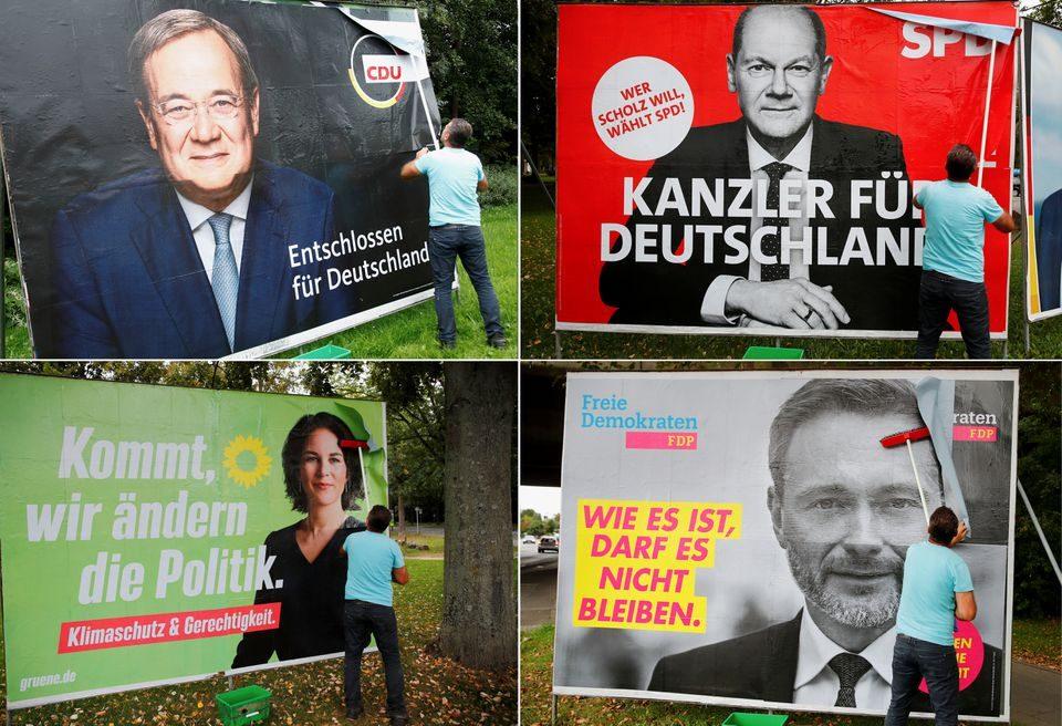 Ќе има ли промена на власта во Германија: Анкетите најавуваат триумф на умерениот левичар Шолц