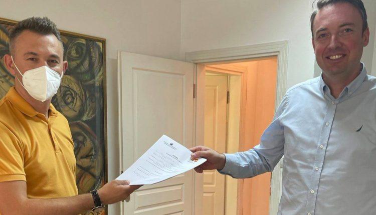 Милевски ја прифати кандидатурата за градоначалник на Битола: Граѓаните така сакаа