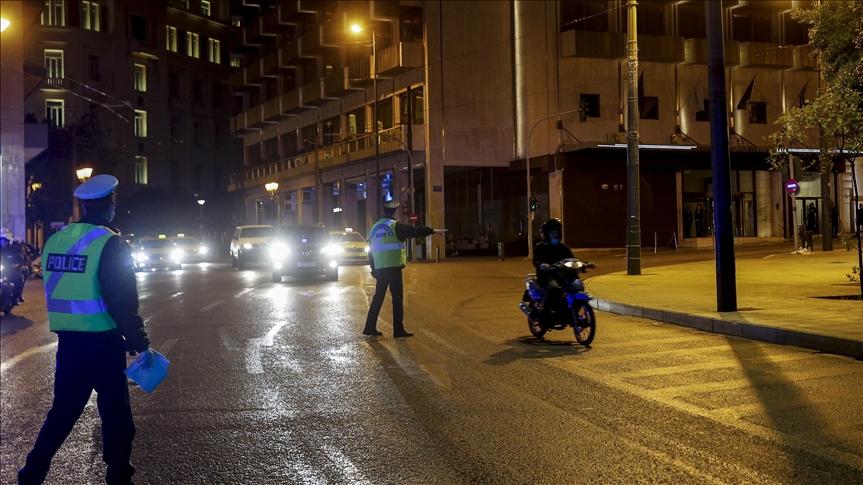 Воведен полициски час од полноќ до 6 наутро во уште два грчки региона