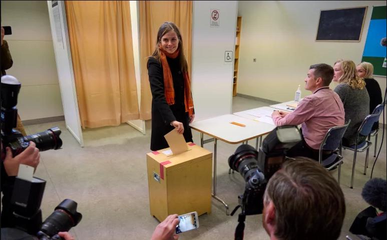 Коалицијата на левицата и десницата пред нова победа на изборите во Исланд