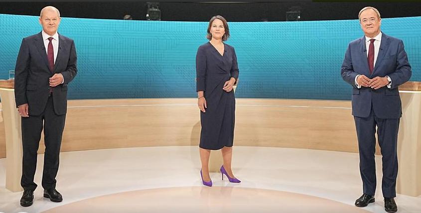 Кандидатите за нов германски канцелар денеска ќе ја имаат последната ТВ дебата