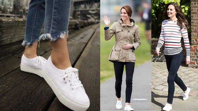 Ова се омилените патики на Кејт Мидлтон: Ги носи во секоја пригода, чинат само 55 евра