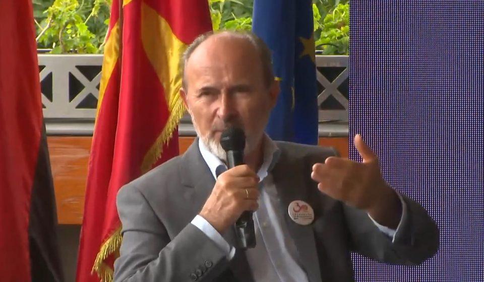 Трајановски: Македонија со СДСМ е во застој, затоа да се избориме за победа на ВМРО-ДПМНЕ да се подобрат условите за живот