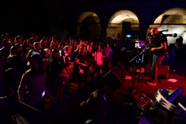 Скопјани на Бела ноќ уживаа во музиката на Фолтин
