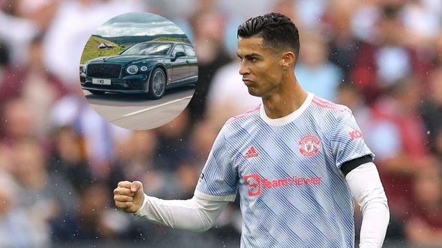 Кристијано Роналдо на тренинг го покажа својот најнов каприц вреден 300.000 евра