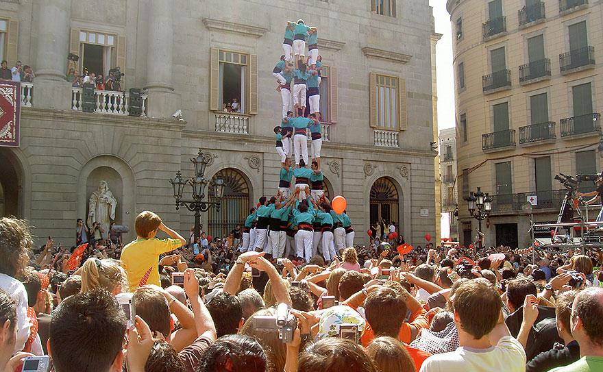 Повредени над 40 луѓе за време на популарен фестивал во Барселона
