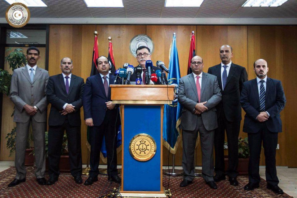 Изгласана недоверба на преодната влада во Либија