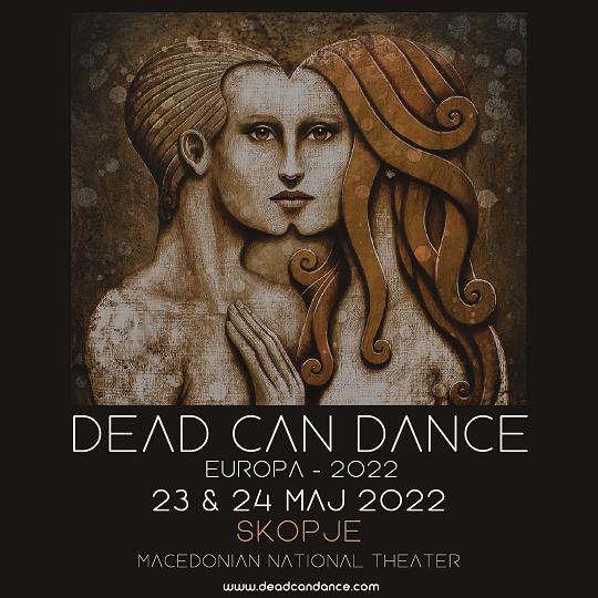 DEAD CAN DANCE следната пролет во Скопје!