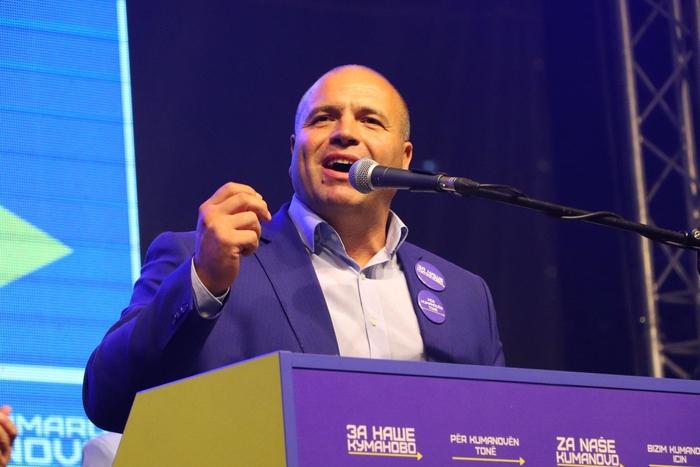 """Иницијатива """"За наше Куманово"""" и Максим Димитриевски, вечерва на изборната Конвенција во Куманово"""