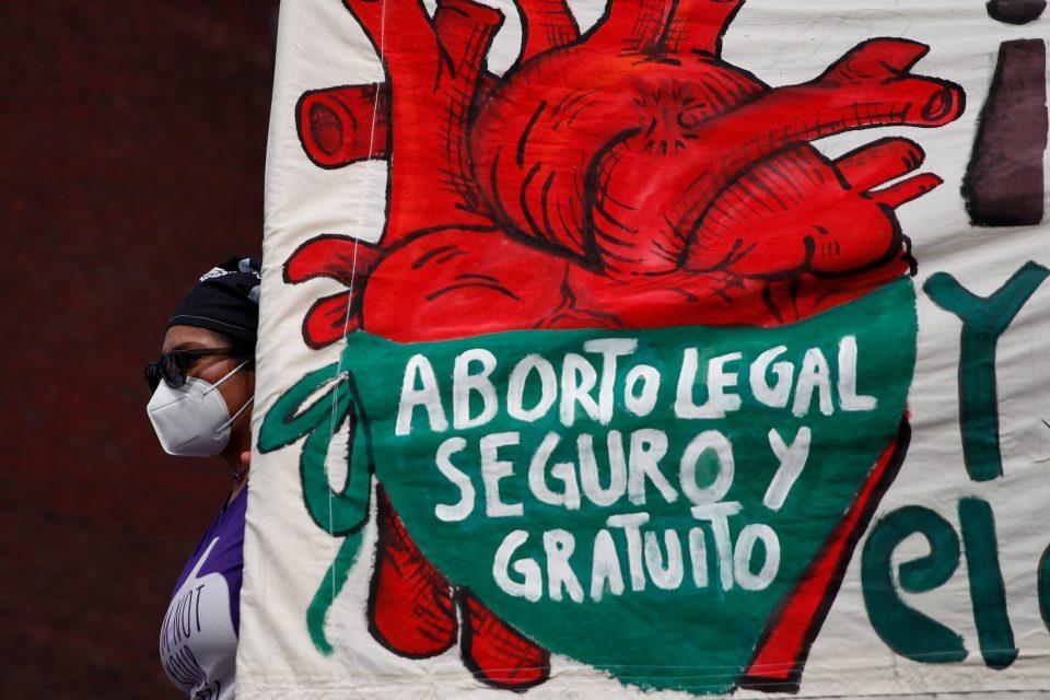 Во Мексико абортусот повеќе не е кривично дело