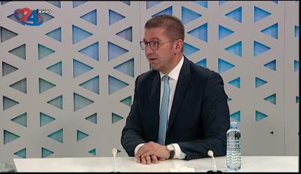 Мицкоски: Немам доверба во чесната намера на Владата за вакцинација, да се имаше чесна намера ќе се обезбедеа вакцините навреме
